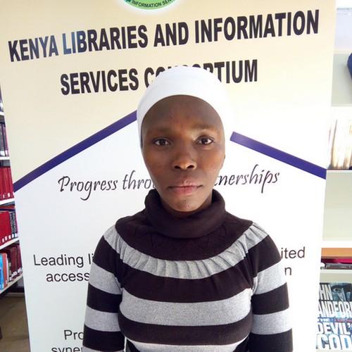 Beth Mwaura